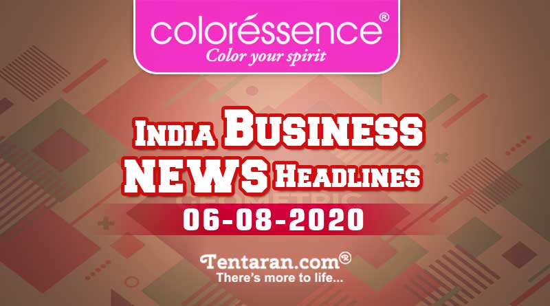 latest india business news 6th august 2020