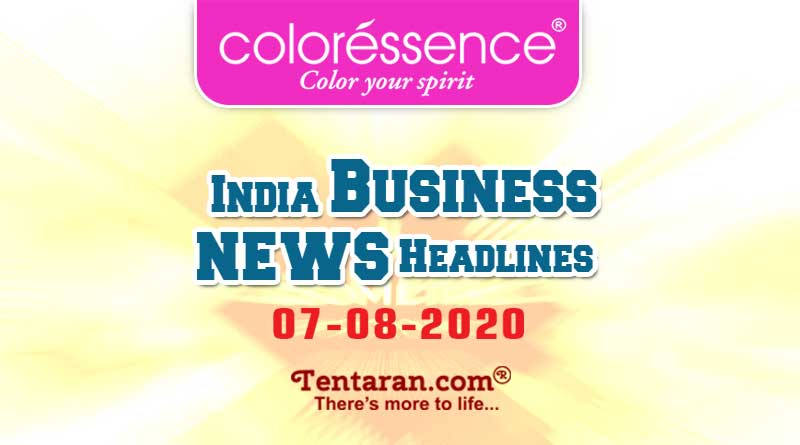 latest india business news 7th august 2020