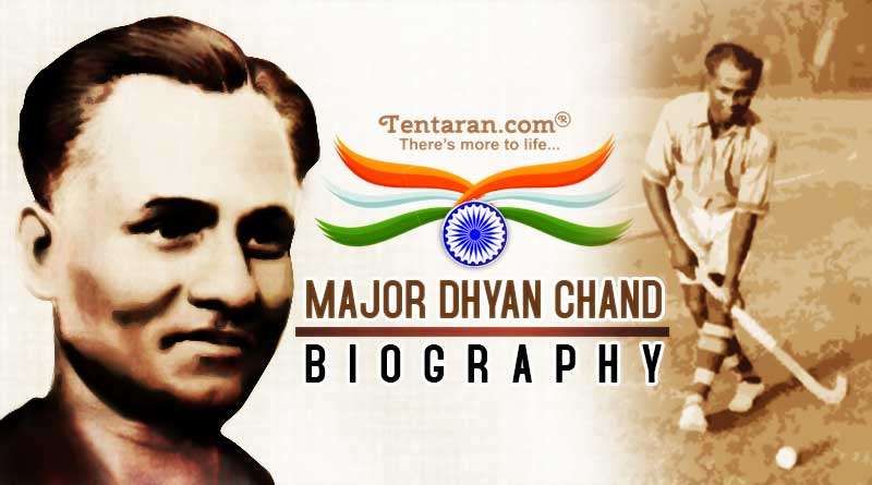 major dhyan chand biography