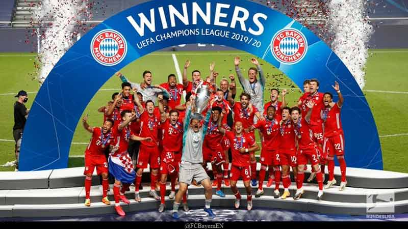 uefa champions league final 2020 highlights bayern vs psg final score uefa champions league final 2020