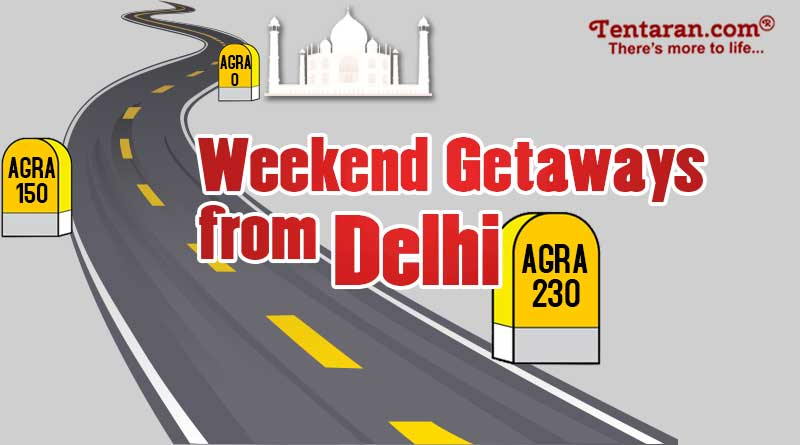 weekend getaways near delhi ncr