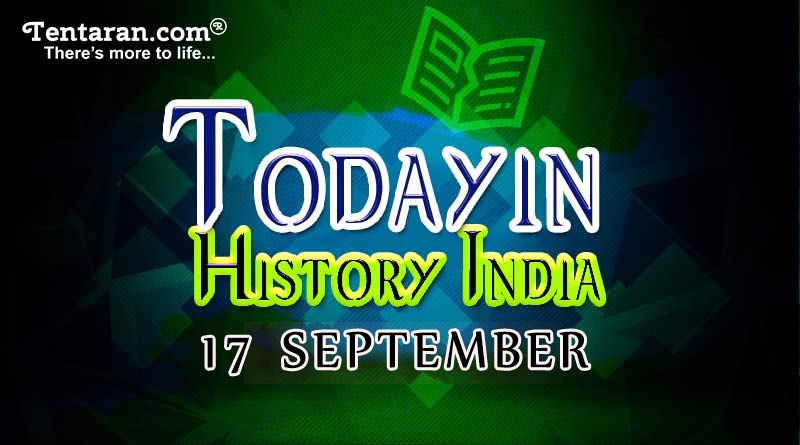 17 september in indian history image