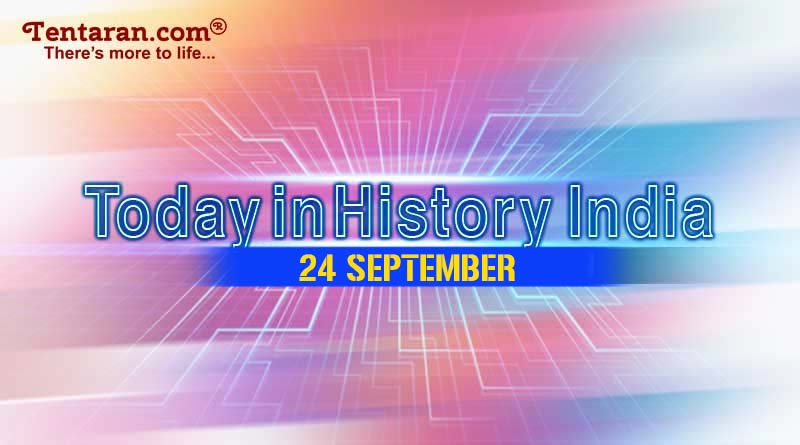 24 september in indian history image