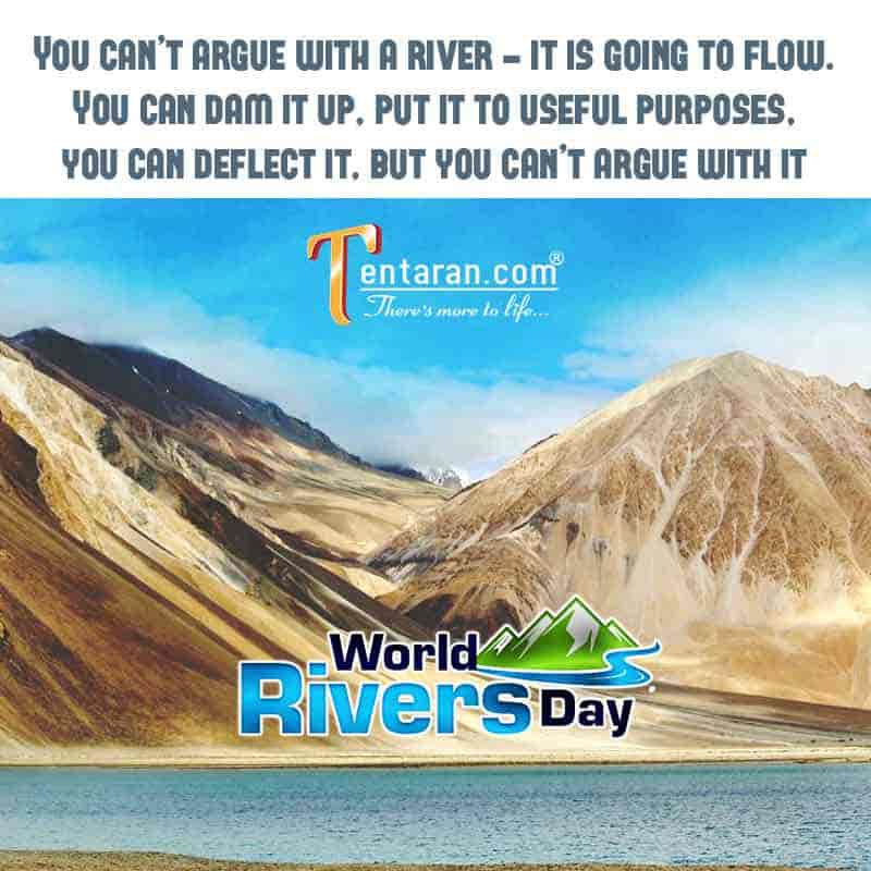 World rivers day quotes images 3