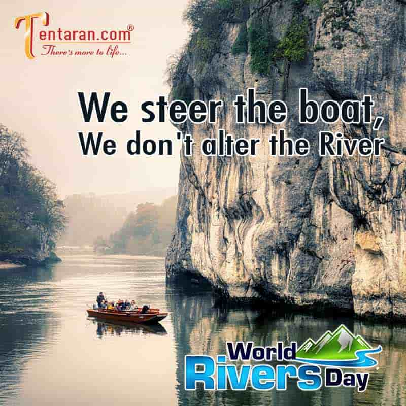 World rivers day quotes images 4
