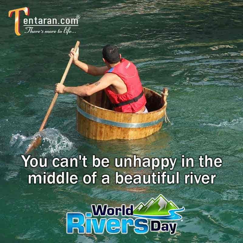 amazing World rivers day quotes images