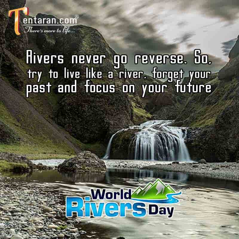 beautiful river day quotes