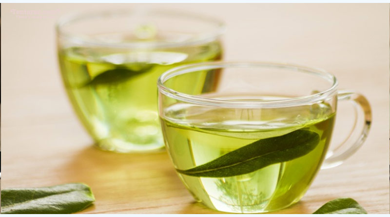 drink green tea after lunch