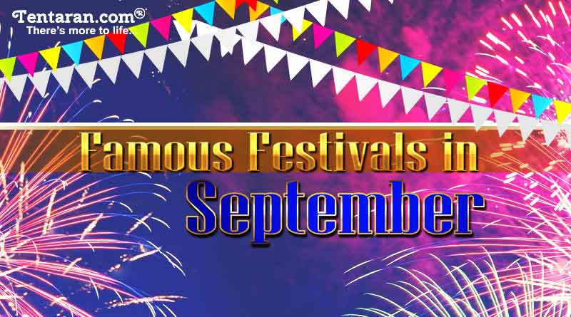 famous festivals in september