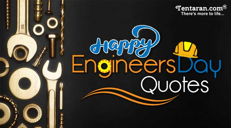 happy engineers day quotes images poster