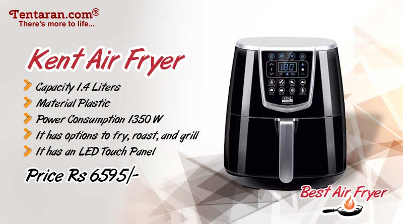 kent air fryer