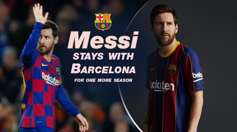 lionel messi latest news fc barcelona