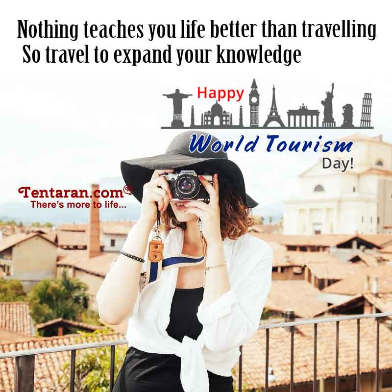 tourism day quotes images