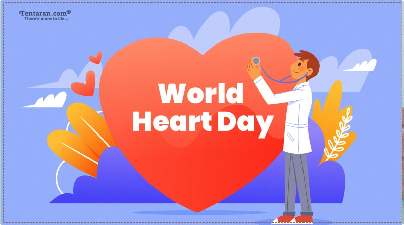 world heart day 2020 quotes images poster