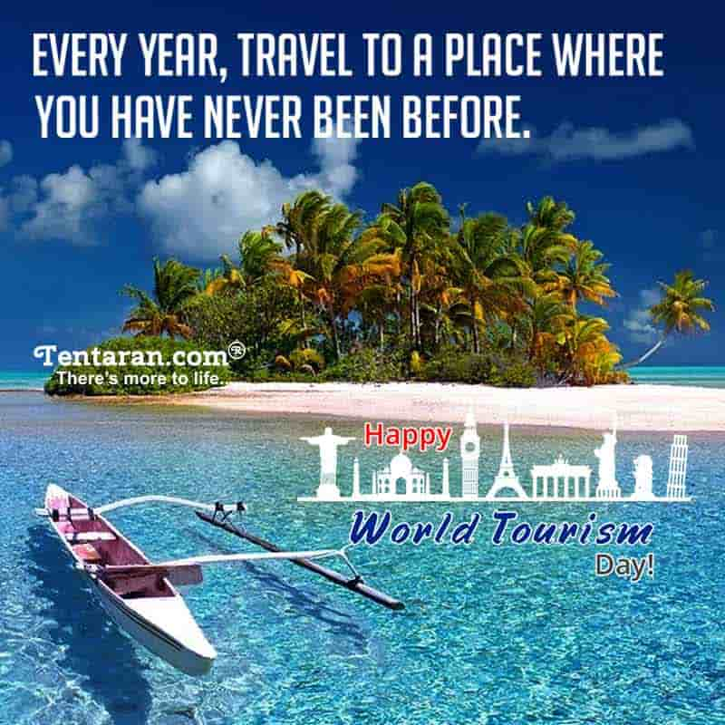 world tourism day theme quotes