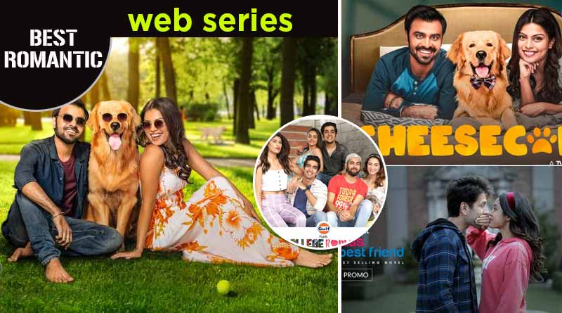 best romantic web series