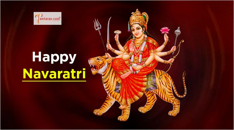 happy navratri quotes wishes images