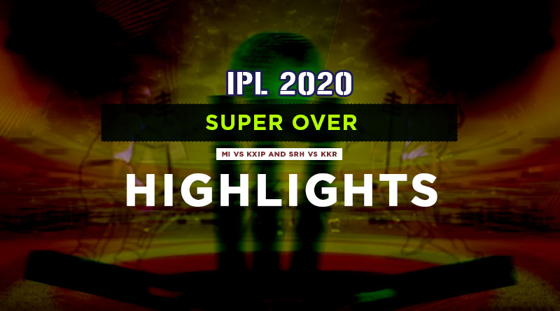 ipl 2020 super over highlights