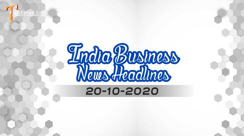 latest india business news 20th october 2020