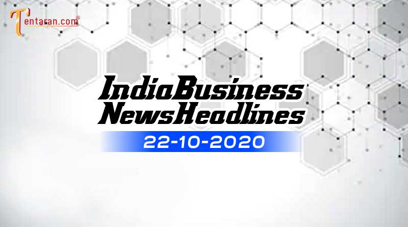 latest india business news 22nd october 2020