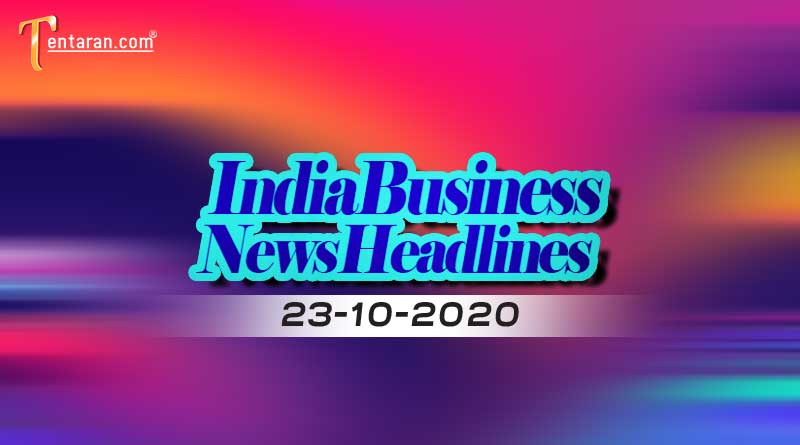 latest india business news 23rd october 2020