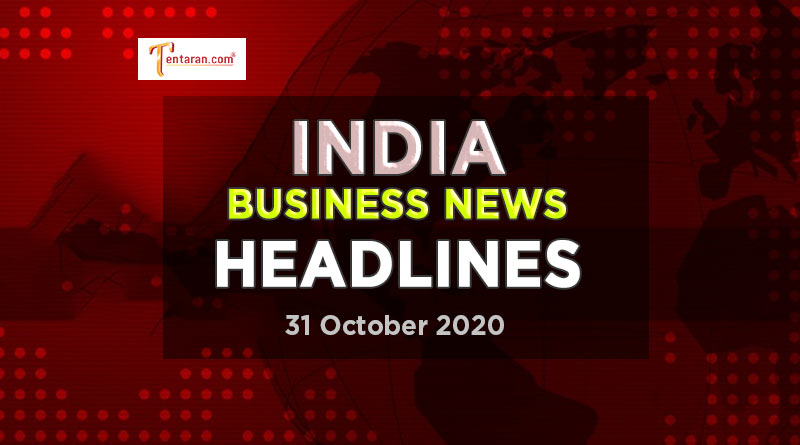 latest india business news 31st october 2020