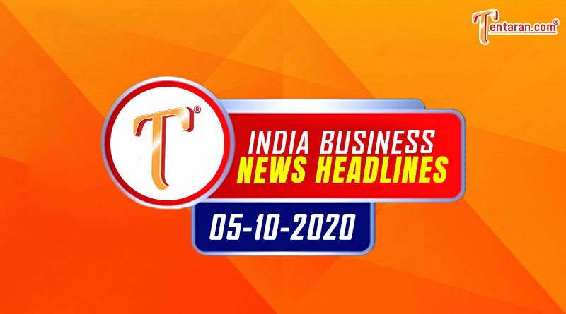 latest india business news 5th october 2020