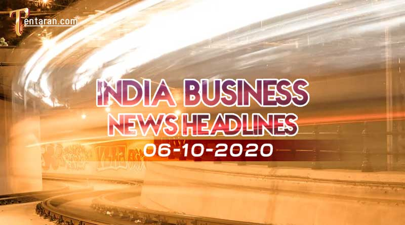 latest india business news 6th october 2020