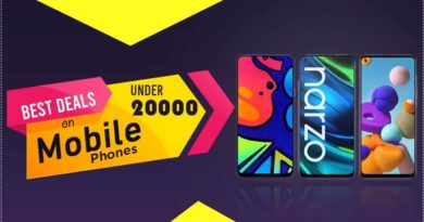 Best deals on mobile under 20000 in India: Checkout pricing and full specification