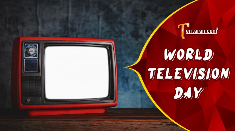 happy world television day quotes images poster theme