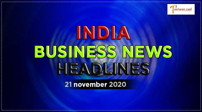 latest india business news today 21st november 2020