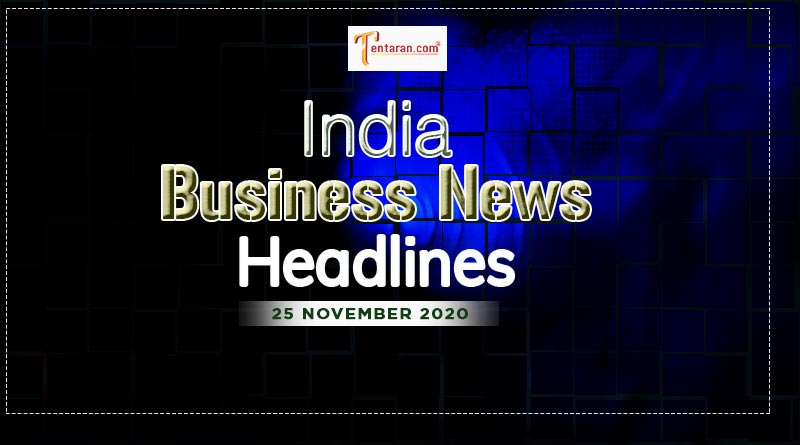 latest india business news today 25th november 2020