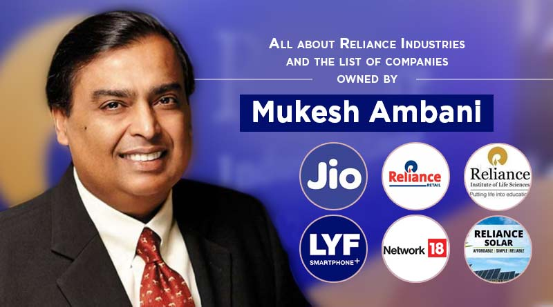 reliance industries full information