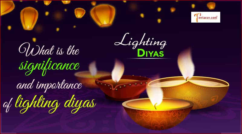significance and importance of lighting diyas