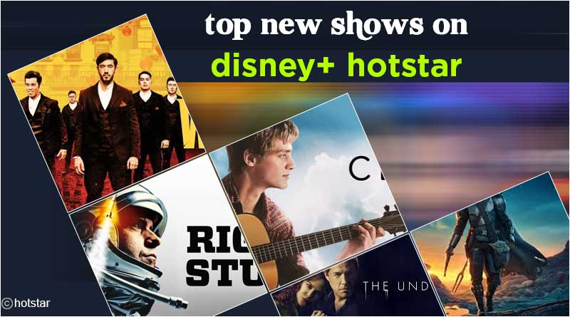 top new shows on disney+hotstar