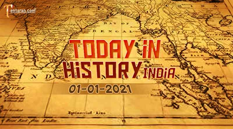1 january in indian history