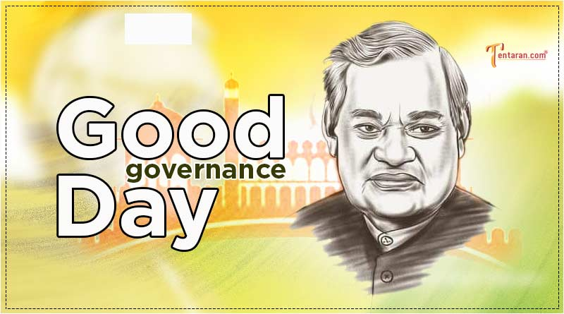 happy good governance day wishes quotes images