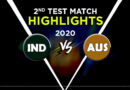India vs Australia 2nd test match highlights 2020: India beat Australia on Day 4 of Boxing Day Test