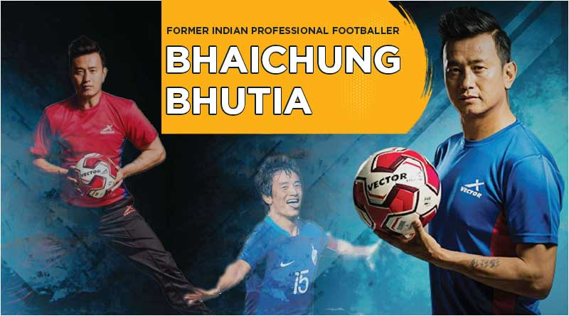 interesting facts about bhaichung bhutia