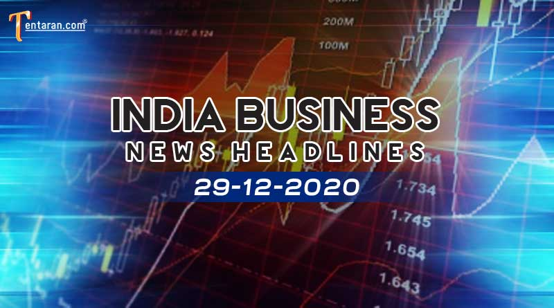 latest india business news today 29 december 2020