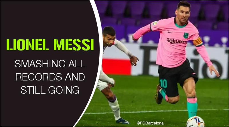 lionel messi goals scored all time