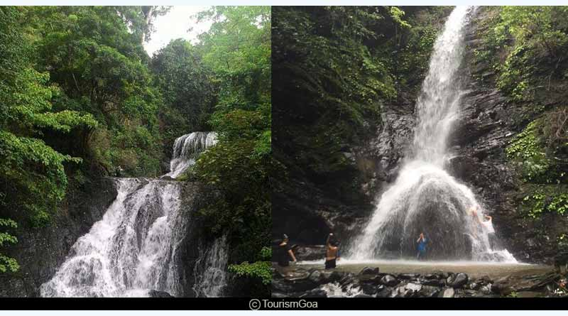 pali waterfall trek