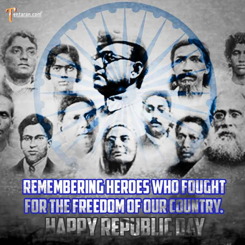 best republic day quotes poster image slogan 26 january