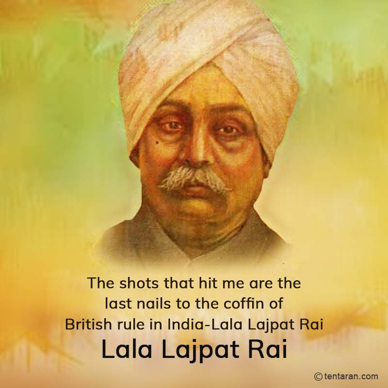 birth anniversary of lala lajpat rai