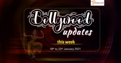 Bollywood Weekly News 18 to 23 January 2021 – Check out all the Bollywood gossips