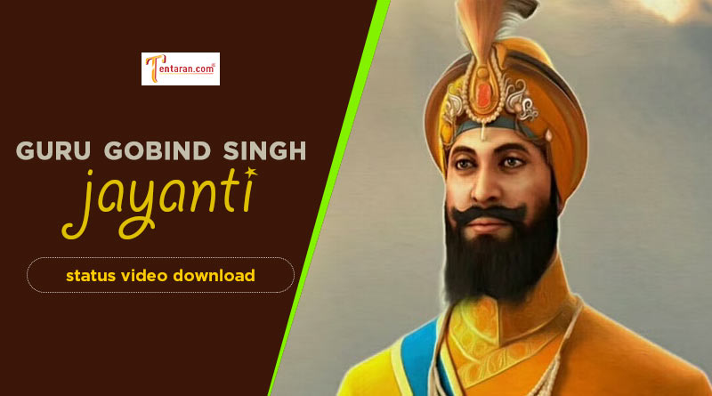 guru gobind singh jayanti whatsapp status video