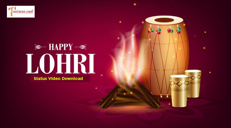 happy lohri whatsapp status video download