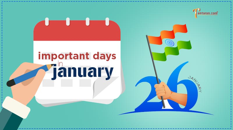 important days in january