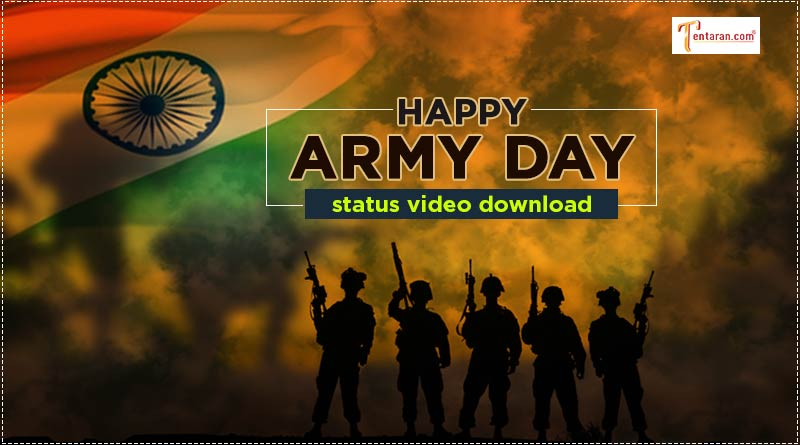 indian army day whatsapp status video