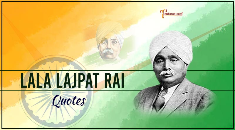 lala lajpat rai quotes in english